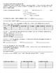 Avancemos (Book 2) Unidad 5 Review Sheet