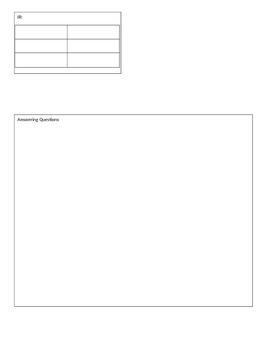 Avancemos I Unidad 2 leccion 2 Notes