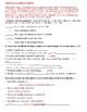 Avancemos I Unit 4 Lesson 2 vocabulary quiz, answer key and listening script
