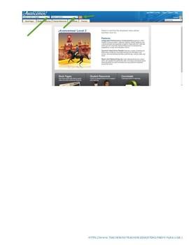 Avancemos - My.HRW.com - Add a Textbook Edition