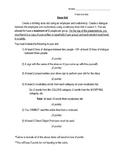 Avancemos 1A: Unit 4 Lesson 1 Store Skit