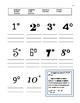 Avancemos Vocab Practice Unit 5.1 -- Vocab Slides/Posters and Practice Sheet