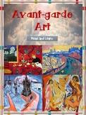 Avant-garde Movement Minilesson. Art and Society