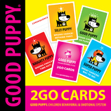 Behavior 2Go Cards . Child Behavioral & Emotional Tools by