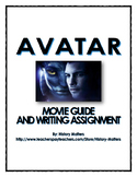 Avatar - Movie Guide Questions, Assignments, Key (Colonialism/Environmentalism)