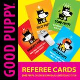 Behavior Referee Cards . Child Behavioral & Emotional Tool