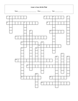 recipe: last word of gone with the wind crossword quiz [27]