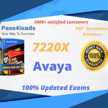 Avaya 7220X  Exam Questions - Easy Prepare