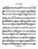 Ave Maria - Vocal Solo for Soprano/Alto I