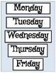 Avengers Calendar Set