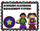 Avengers Classroom Management System!