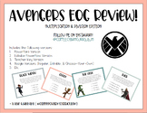 Avengers EOG Review (Multiplication & Division)