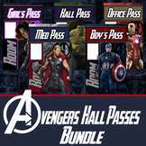 Avengers Hall Pass Bundle