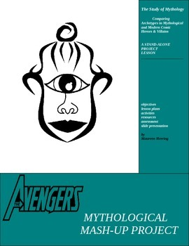 Avengers Mythological Mash-Up Project
