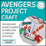 Avengers Project Craft - STEM - PBL