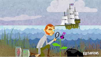 La Aventura de Darwin, Animated Video