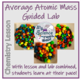 Average Atomic Mass Guided Lesson and Lab