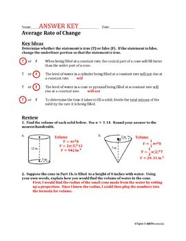 Average Rate Of Change Worksheet   Teachers Pay Teachers as well  likewise  likewise Kuta Average Rates of Change  01   YouTube furthermore  in addition  together with Quiz   Worksheet   Average Rate of Change   Study also Average Rate Of Change Worksheet Awesome Rates Of Change Worksheet further average rate of change worksheet answers   How to make besides Exploration 1  Instantaneous Rate of Change Function Worksheet for furthermore  also Sickunbelievable as well Math Plane   Definition of Instantaneous Rate of Change also  together with Average Rate Of Change Worksheet   Siteraven together with Average rate of change word problem  table  video    Khan Academy. on average rate of change worksheet