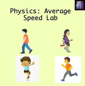Average Speed Lab