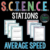 Average Speed - S.C.I.E.N.C.E. Stations
