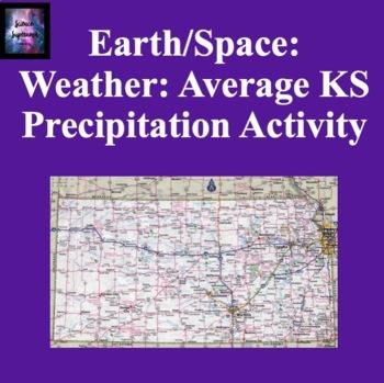 Weather: Average State Precipitation Activity