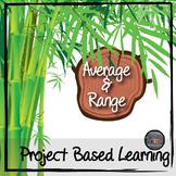 Average and Range - Problem Based Learning