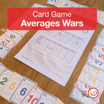 Averages Card Game