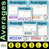 Averages GOOGLE bundle: Comprehensive set of averages prac