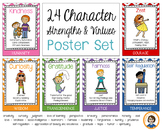 Character Strength Posters
