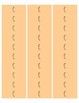 Avery 8160 Rainbow Book Spine Labels