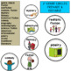 Library Labels ~ Editable