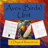 Aves (Birds) Unit