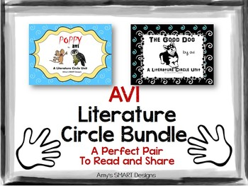 Avi Literature Circle Bundle
