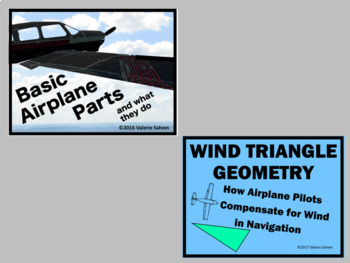 Aviation Explorer Bundle for Seventh (and nearby grades)