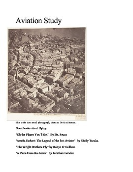 Aviation: Planes and flying