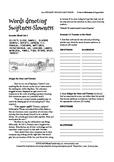 Avocabo Vocabulary Series: Words Denoting Swiftness and Slowness