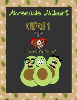 Avocado ClipArt