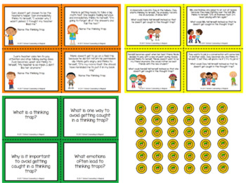 Avoid the Leprechaun Thinking Trap: A Cognitive Behavior Therapy Board Game