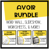 Avoir Bundle: Worksheets, Slideshow, Word Wall Cards, Oral