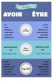 Avoir and Etre Poster - Affiche Avoir et Etre