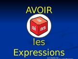 Avoir and Expressions of Avoir