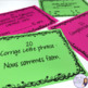 French verbs - Avoir être present tense Scoot! game and task cards