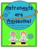 Aw Au Phonics and Literacy Astronauts