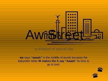Aw Street (Sound City)