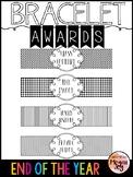 Award Bracelets