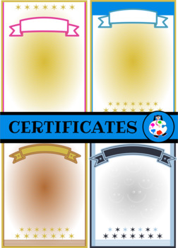 Award Certificate Background Papers
