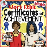 Editable Awards and Certificates | All Subjects