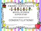 Award Certificates - EDITABLE - Set 1 and 2 Compo Pack