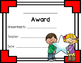 Award Certificates for Elementary Grades Expanded Version