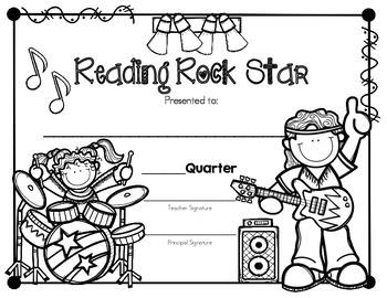 Award Certificates for Kindergarten